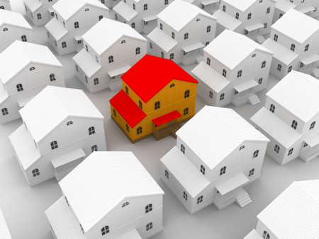 housing project: House choice