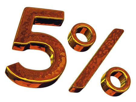 The five percent photo