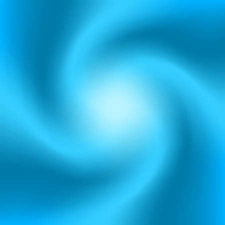 whirpool: Blue vector abstract swirl