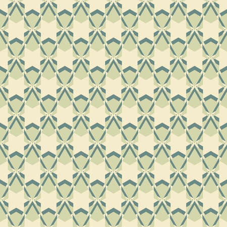 Seamless vector texture with abstract elements Vector