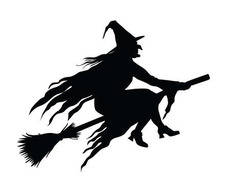 Wicked Witch Silhouette