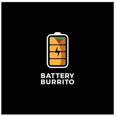 battery  design vector Ilustração