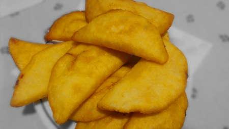 Empanadas Venezuelan Stock Photo