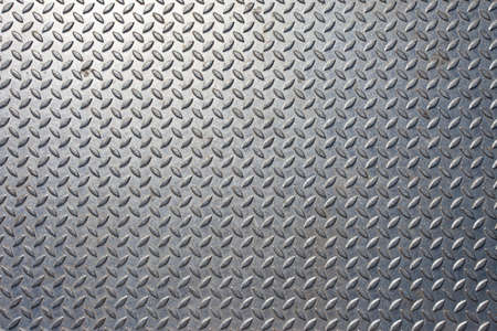 Background of metal  plate in silver color Stock Photo - 21731833