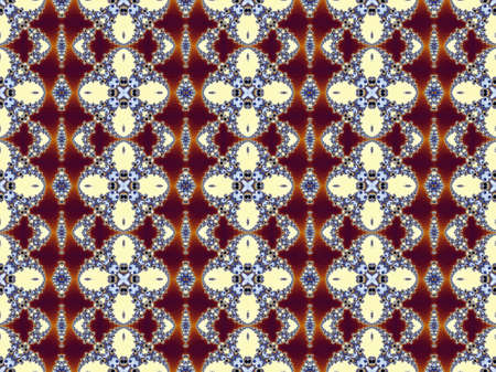 graceful: Graceful brownn seamless pattern