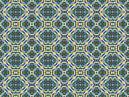 patterned: Seamless patterned wallpaper