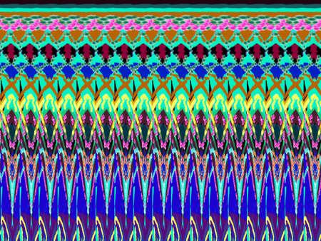 patterned: Motley patterned ribbon