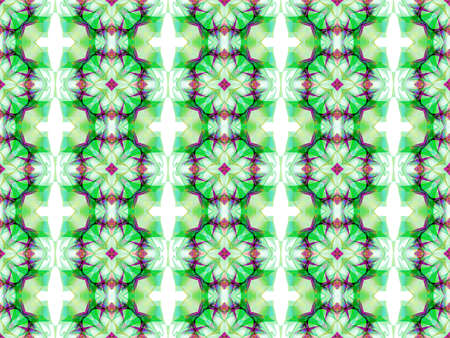 smoky: Smoky seamless pattern in a green color