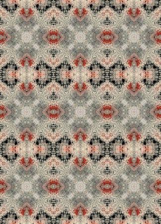 smoky: Brown smoky seamless pattern Stock Photo