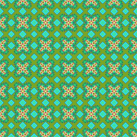 tempting: Seamless geometric pattern Stock Photo