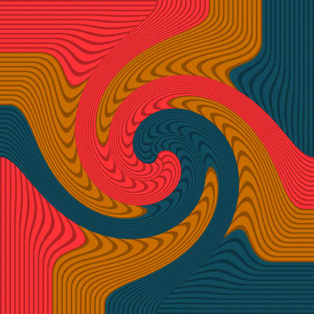 abstraction: Abstraction decorative background with spiral Stock Photo
