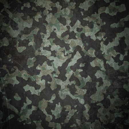 Grunge military camouflage