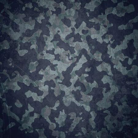 camuflaje: Grunge antecedentes militares. Patr�n de camuflaje sobre la bandera americana, rayado Foto de archivo