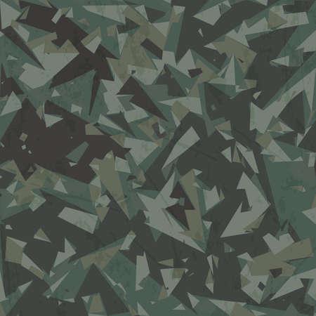 army camouflage  イラスト・ベクター素材