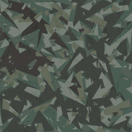 camouflage: army camouflage Illustration