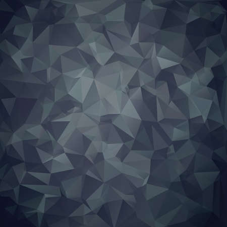 Modern military camouflage (navy,marines) made of geometric shapes Vector