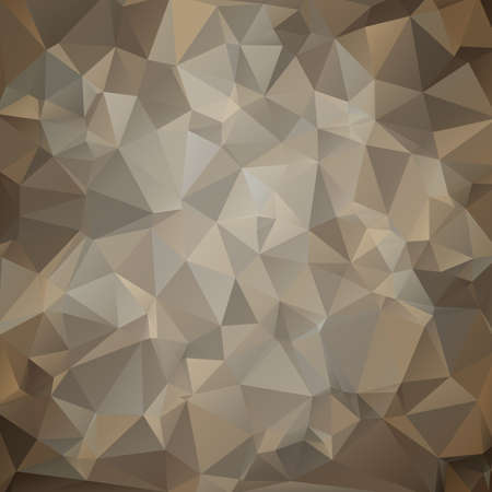 Modern military camouflage (desert storm, sand color) made of geometric shapes