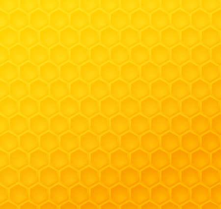 Naadloze abstracte honingraat patroon (vector)