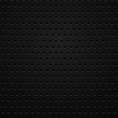 Naadloze vector koolstofvezel textuur
