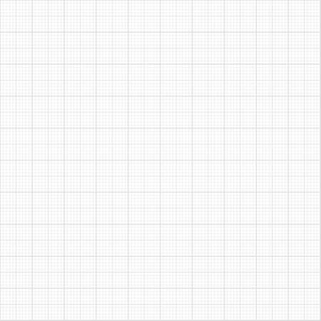 grid paper: Barely  visible seamless grey  millimeter paper pattern