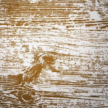 arbol de pino: Vintage de madera vector de fondo con espacio para el texto Vectores