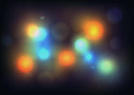 blurry: Blurry bokeh background