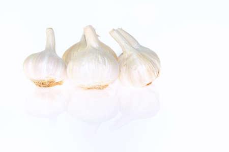 Garlic. Banco de Imagens
