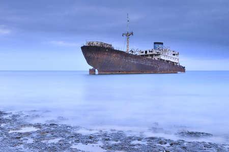 Shipwreck. Stock Photo - 10062477
