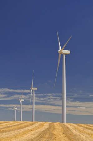 Tours de vent. Banque d'images - 10062010
