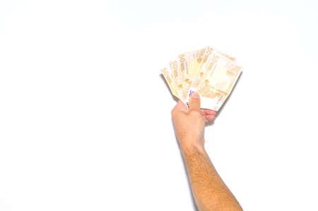 splurge: money .
