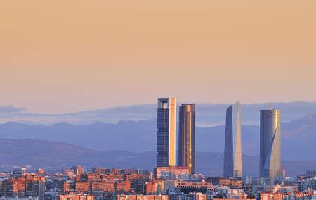 Madrid, spain. Editorial