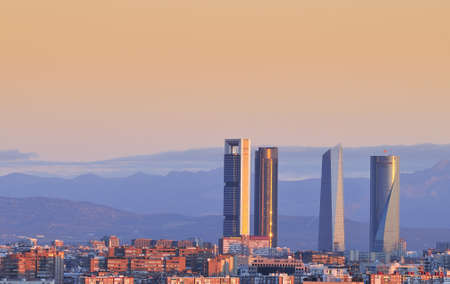 paseo: Madrid, spain. Editorial