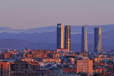 Madrid, spain. Redactioneel