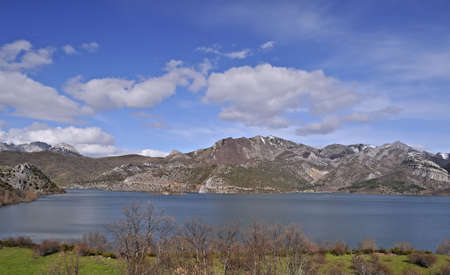 hydrological: Lake.