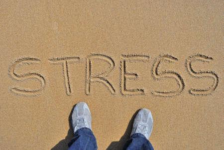 rentals: Stress. Stock Photo