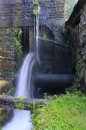 molino de agua: Molino de agua.