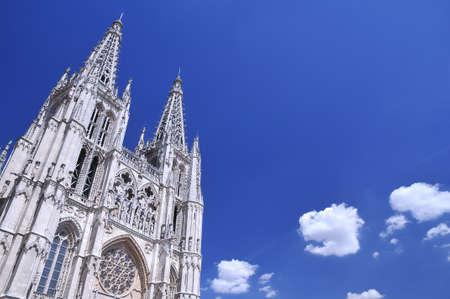 boroughs: burgos cathedral, spain.