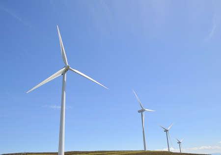 wind farm: Parque e�lico.