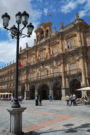 City of Salamanca, Spain.