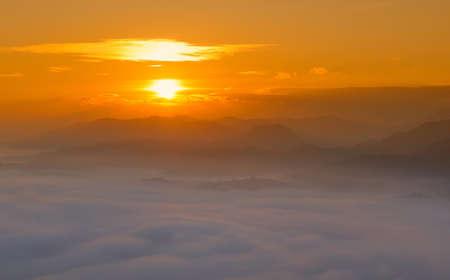 climatology: Sunset.