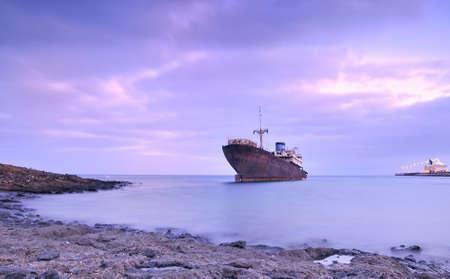 telamon: Ship for scrap.