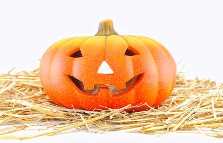 citrouille halloween: Citrouille d'Halloween. Banque d'images