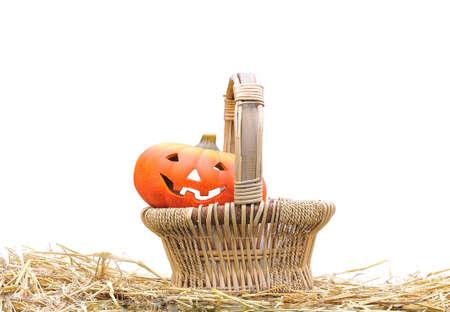 halloween k�rbis: Halloween K�rbis legen. Lizenzfreie Bilder