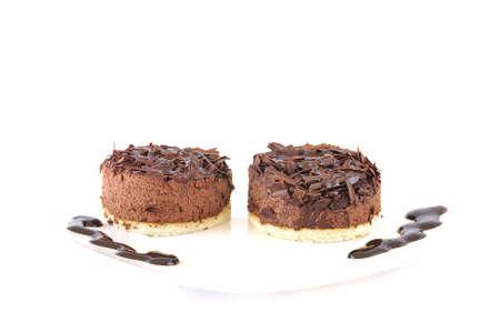 chocolade mousse: chocolade mousse.