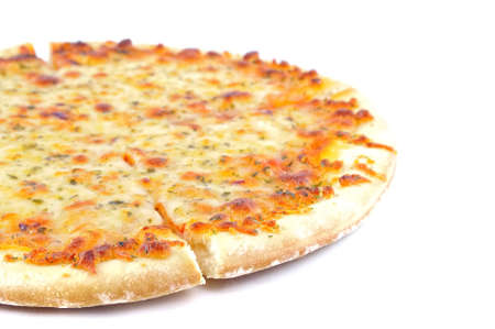 pizza. Stockfoto
