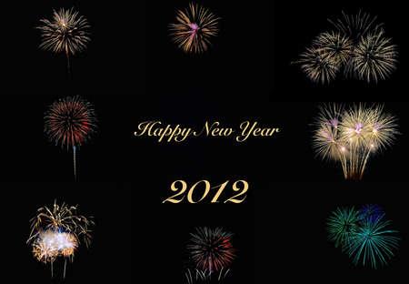 Felice anno nuovo 2012.