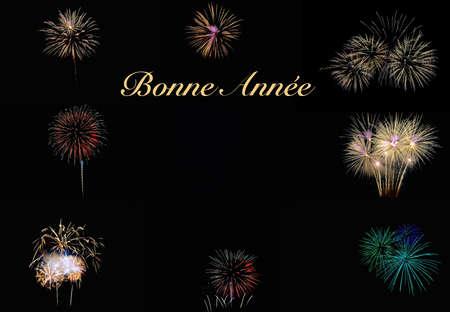 Happy new year. photo