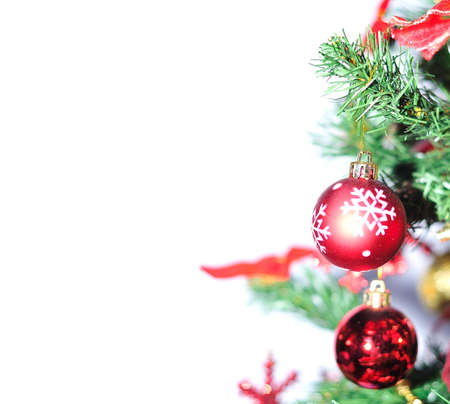 Christmas tree. Stock Photo - 10998703