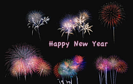 Happy new year. Stock Photo - 10998711
