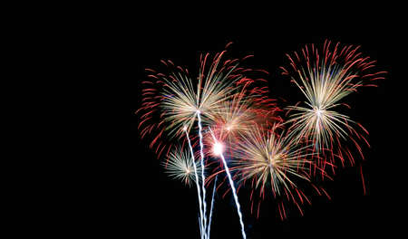 Fireworks. Stock Photo - 11615910